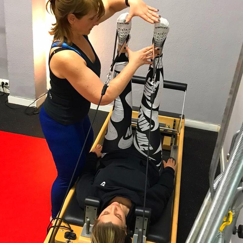 Pilates suelo & máquina entrenamiento personal: Disciplinas de Day & Life