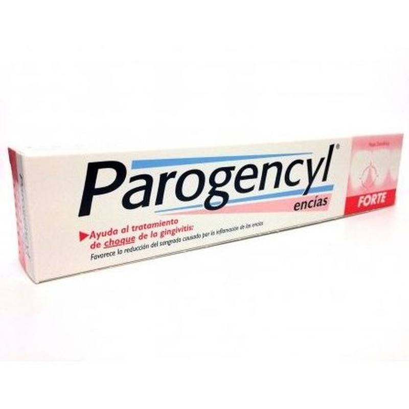 PAROGENCYL FORTE 75ML: Productos y Servicios de Farmacia-Ortopedia Can Parellada