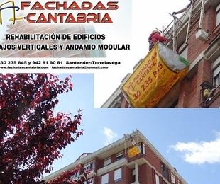 Rehabilitación de aleros Torrelavega.