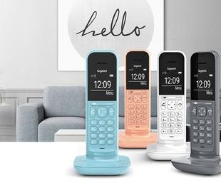 Teléfonos fijos e inalámbricos
