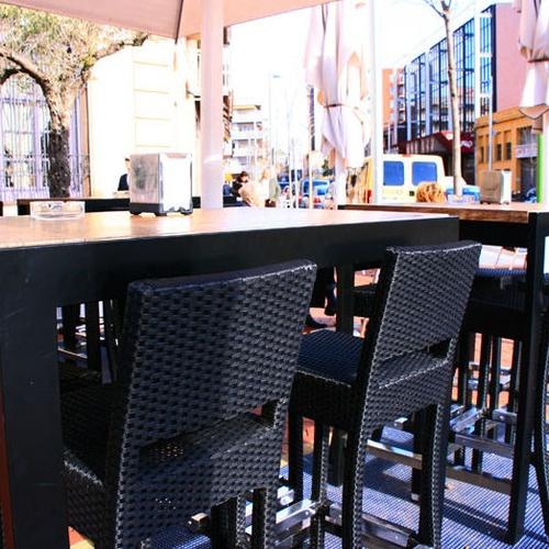 Restaurante con terraza en el centro de Mataró