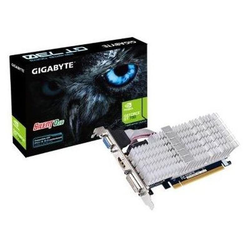 Gigabyte VGA NVIDIA GT 730 2GB DDR3 LP : Productos y Servicios de Stylepc