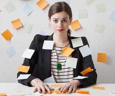 Controlar el estrés en el trabajo