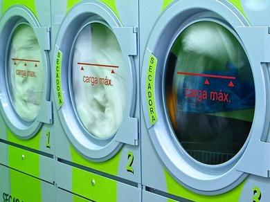 Con estas temperaturas viene bien utilizar nuestros servicios de lavadora y secadora