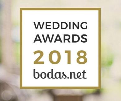 """GRANAUDIO recibe premio a mejor empresa """"dj bodas"""" en 2018"""