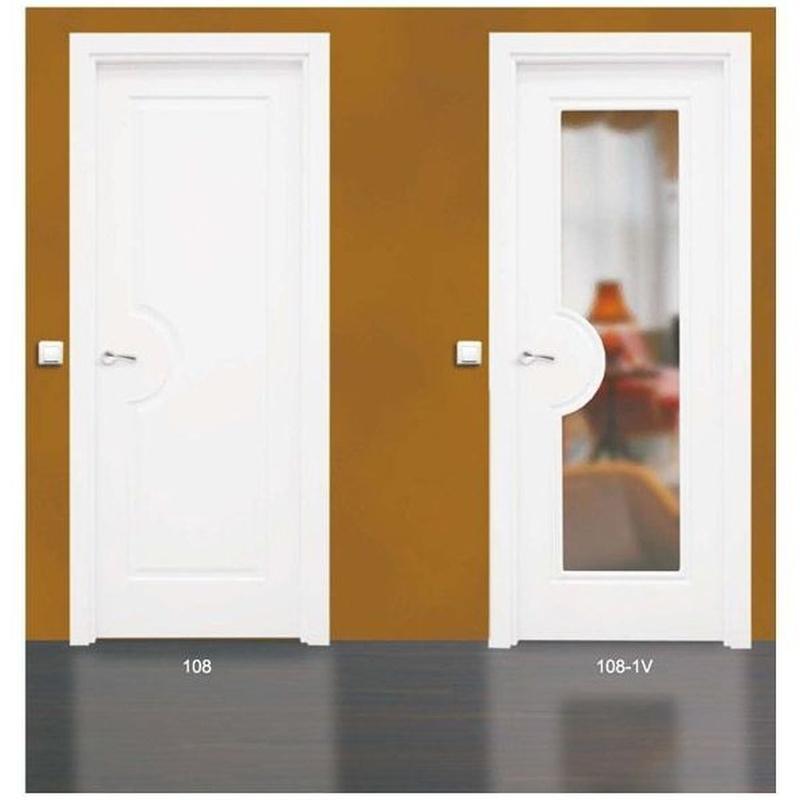 Modelo 108 Puerta lacada de calidad estándar