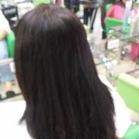 Alisado con keratina Trebol´s peluqueros