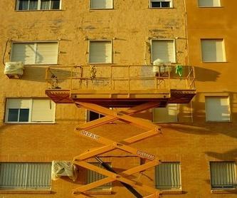 Pintores de fachadas: Servicios  de Pintures Floquet, S.L.