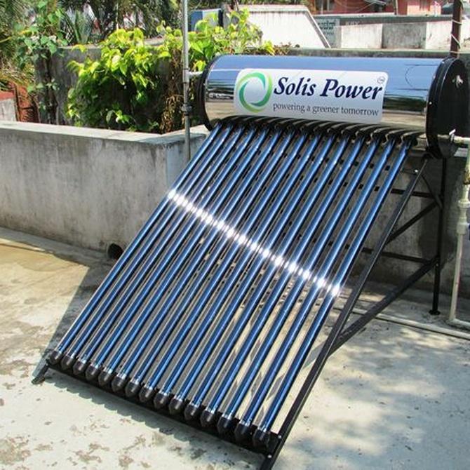 Ideas sobre la energía solar