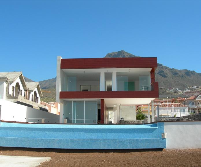 Construcciones de obras nuevas: Servicios de Jegonsa Construcciones