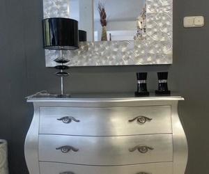 Muebles y espejos para recibidores