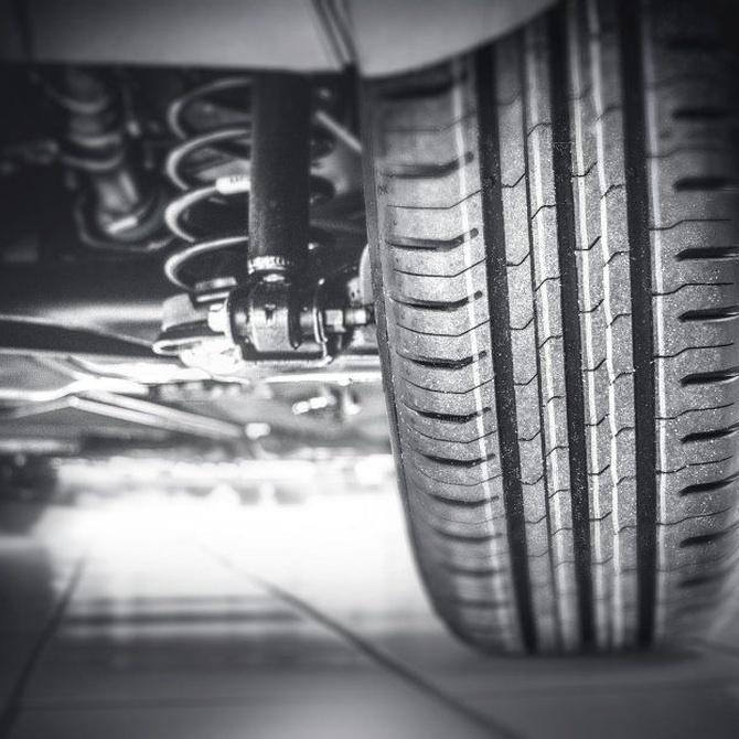 La importancia de los neumáticos en la alta competición