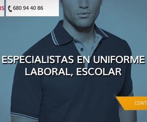 Tiendas de uniformes de trabajo en Tenerife | Mlis Vestuario Laboral