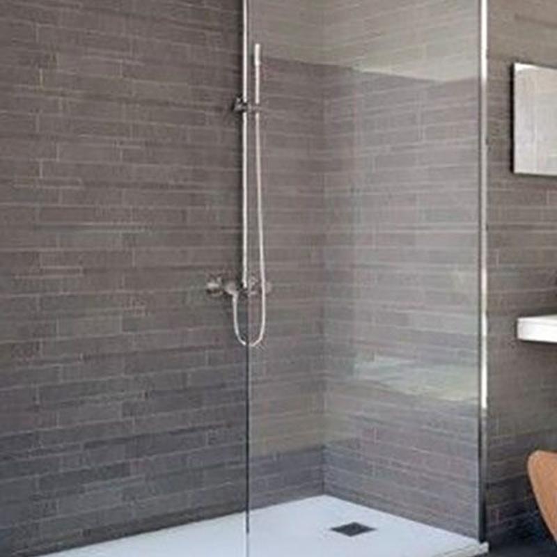 Mamparas de baño: Servicios de Toldos Monreal