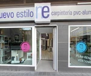 Trabajos en aluminio y pvc en Valencia