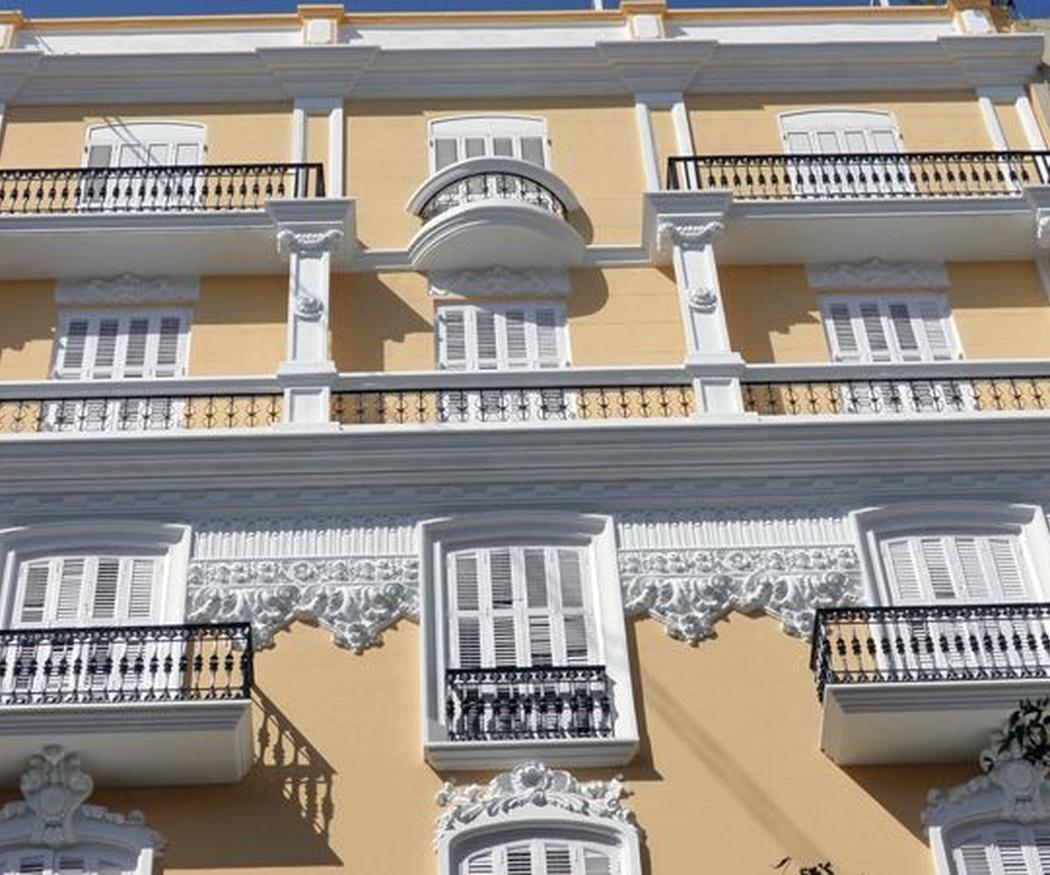 La importancia de rehabilitar la fachada para una inmobiliaria