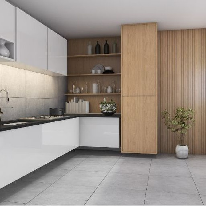 Consejos para elegir el pavimento para tu cocina
