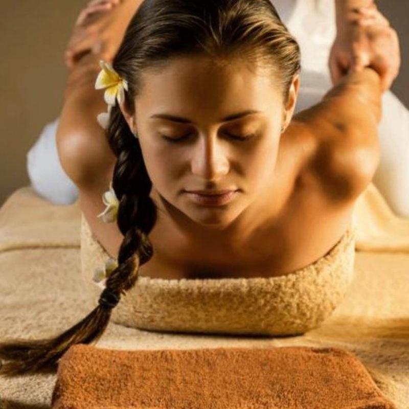 Aroma Ayurveda: Tratamientos de Aroma Thai Massage Spa