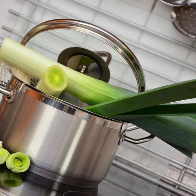Las ventajas de cocinar en una olla superrápida