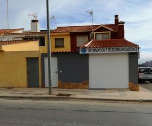 Licencia de apertura de taller de reparación de maquinaria de oficina. San José Obrero, Cartagena.