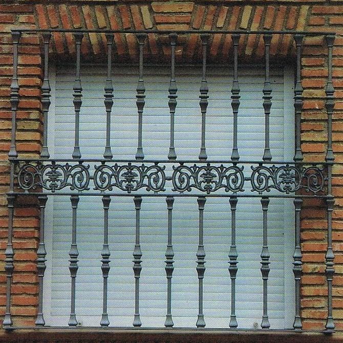 Rejas para ventanas: principales ventajas