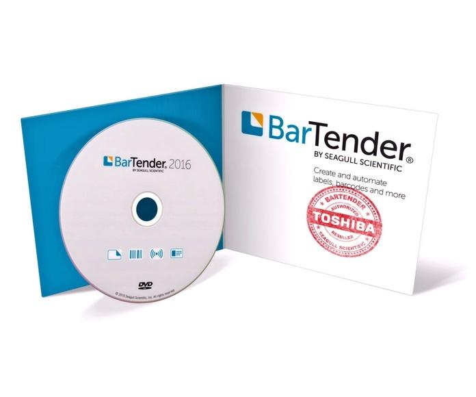 Software de Etiquetado BarTender