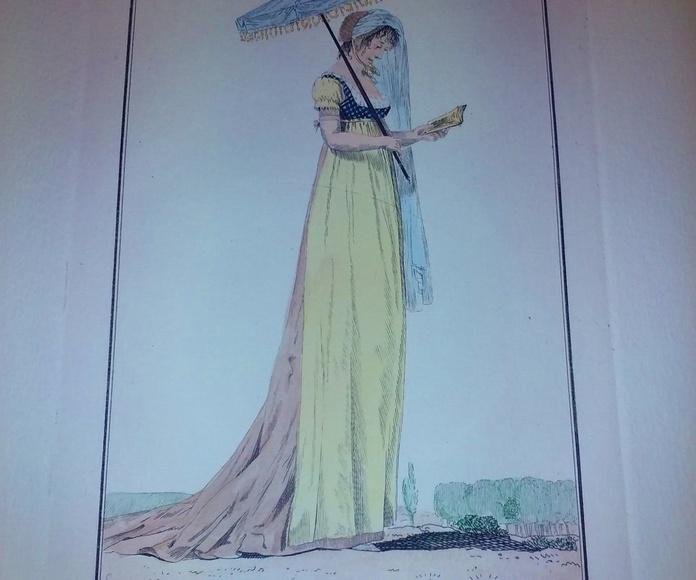Aguafuertes SXVIII: Servicios de Cano 1907