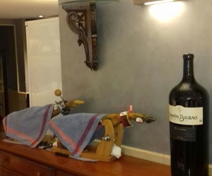 Menú casero en Huesca
