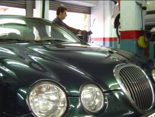 Talleres de Automóviles