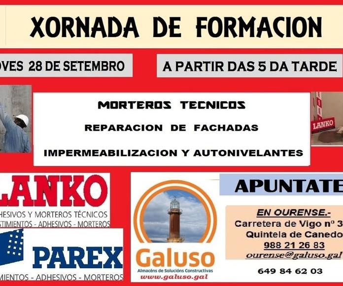FORMACION MORTEROS TECNICOS