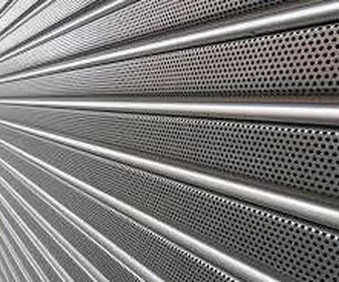 PERSIANAS METALICAS: Servicios de Exposición, Carpintería de aluminio- toldos-cerrajeria - reformas del hogar.