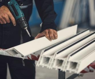 Carpintería de PVC: Productos y Servicios de Carpintería de Aluminio y PVC Jesús MP