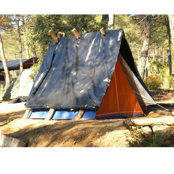 Camping: Servicios y Tarifas de Los Carasoles