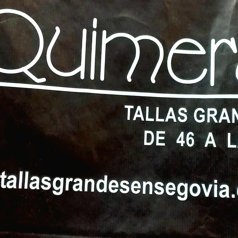 Firmas Boutique Quimera: Temporada Primavera-Verano de Boutique Quimera