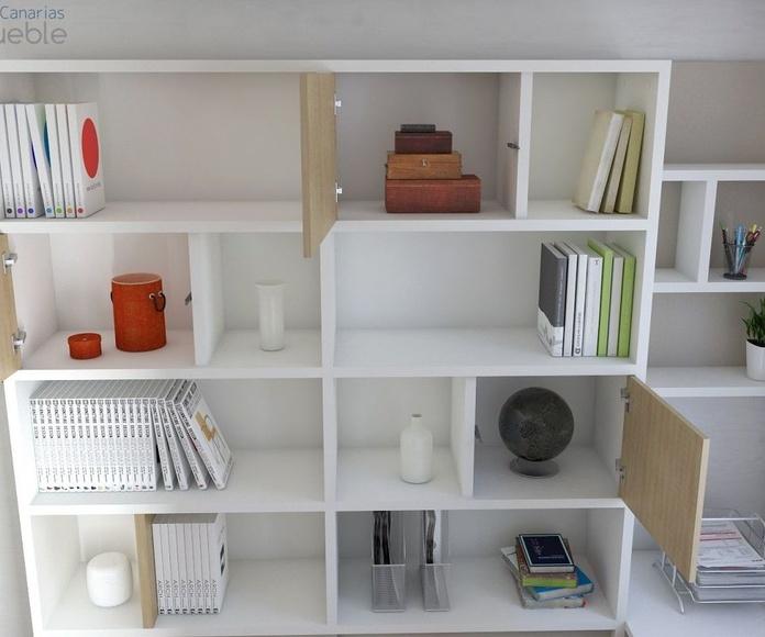 ZONA DE ESTUDIO IH191: Productos de Crea Mueble