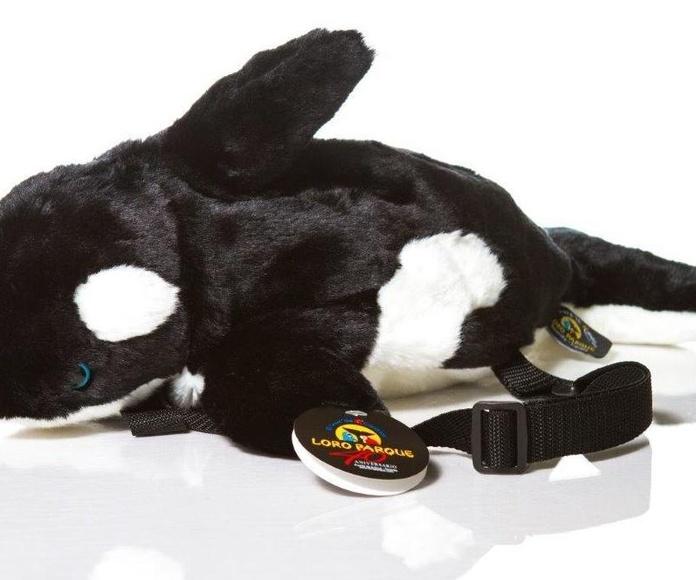 Mochila Orca peluche: Servicios de Bella Tradición