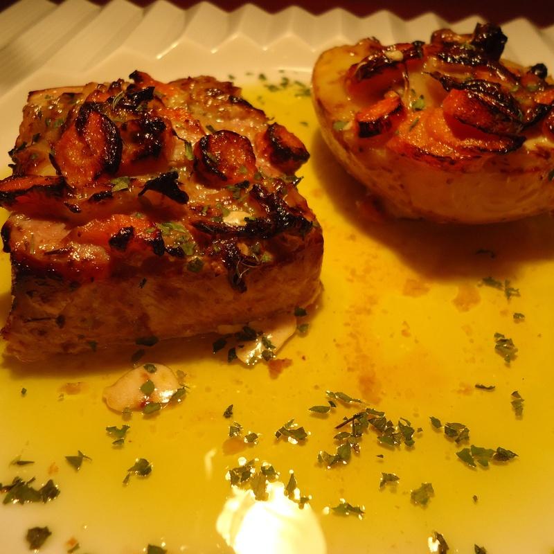 Pescados y mariscos: Carta y menú de Restaurante Bar X
