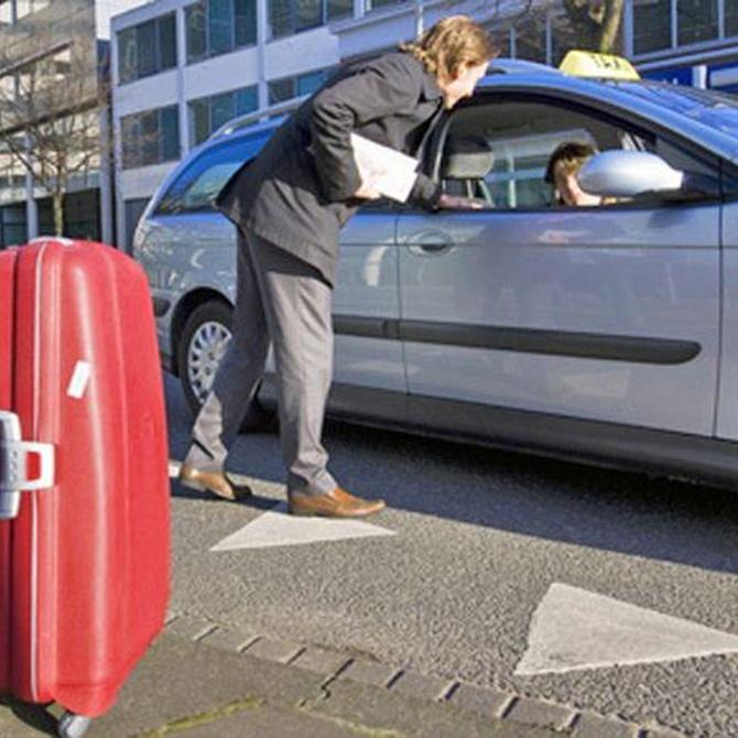 Las ventajas de un taxi privado