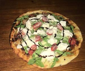 Pizzas vegetarianas en Sitges