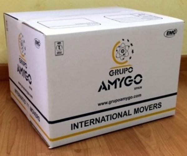 Cajas de cartón para mudanzas en Córdoba