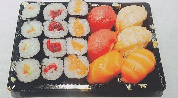 70.menu10: Carta de Sushi King Restaurante