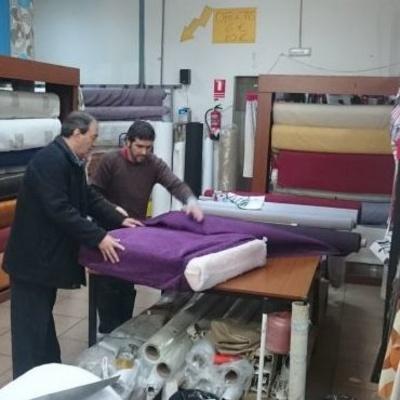 Todos los productos y servicios de Tapicería: Tapicenter Costasol
