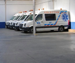 Ambulancias privadas en Huelva