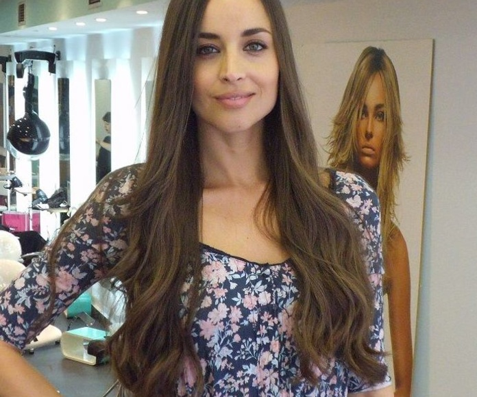 Lorena Van Heerde, modelo y Miss España. Llongueras Mirasierra.