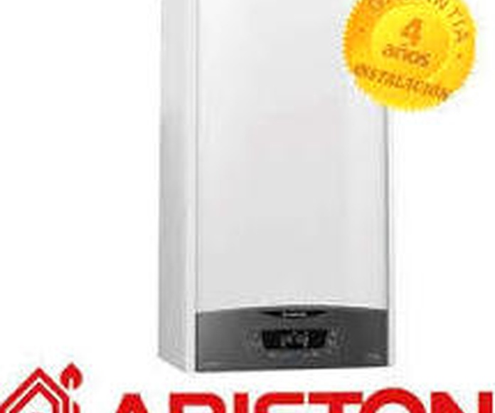 Nueva Caldera ARISTON CLAS ONE CONDEN 24 E.