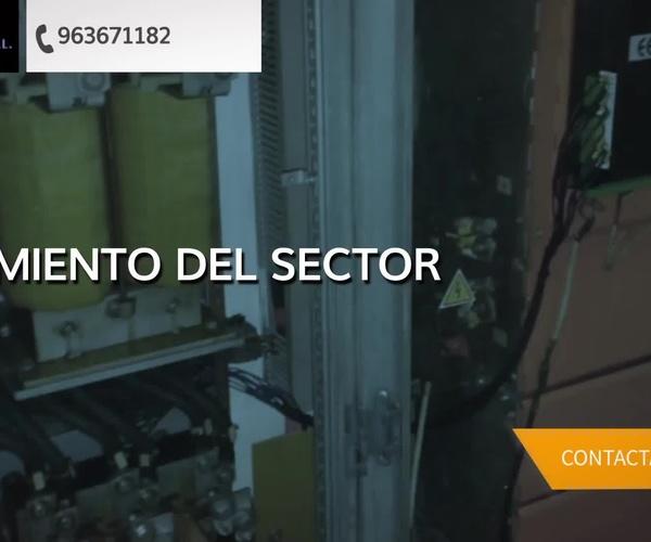Electricidad industrial en Valencia