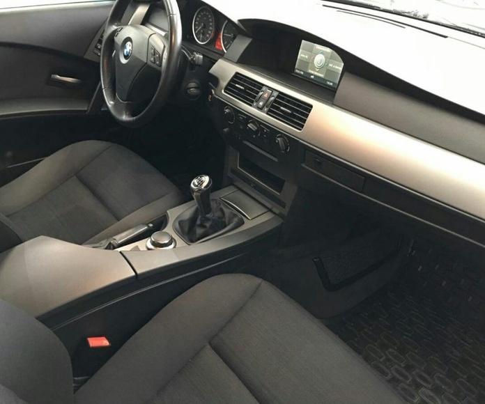 BMW serie 5 520D 4p: Venta de coches de Ovincar