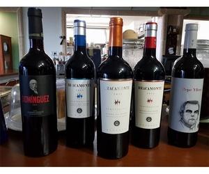 Nueva selección de vinos tintos