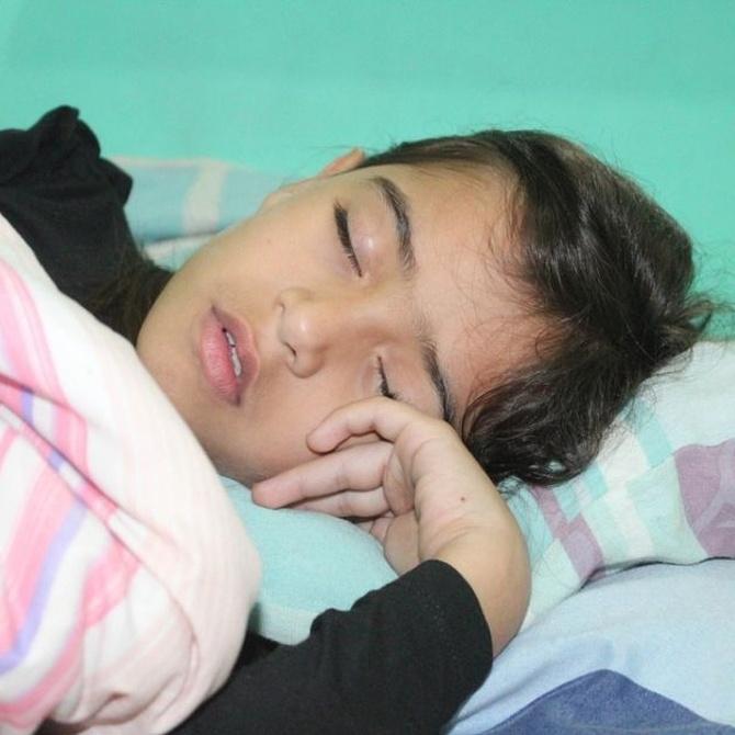 La importancia de dormir bien en la etapa infantil