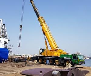Podemos trabajar en puertos marítimos